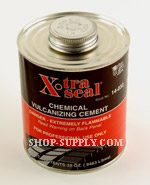 XTRA-SEAL 32oz. Tire Repair Chemical Vulcanizing Cement