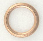 12mm Copper Crushable Gasket