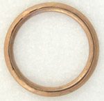18mm Copper Crushable Gasket
