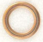 10mm Copper Crushable Gasket