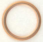 22mm Copper Crushable Gasket