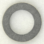 18mm Double Thick Fiber Gasket