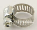 #4 Mini Hose Clamp