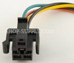 Air Conditioning Blower Motor Resistor Pigtail