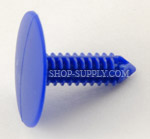 Blue Nylon Shield Retainers Ford # N8010994S