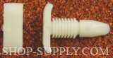 Natural Nylon Weatherstrip Retainers Ford # C5AB-6220586A