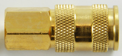 Milton High Flow Female Air Hose Coupler