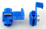 Blue 16 - 14 Gauge Nylon Quick Slice