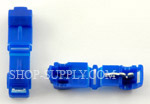Blue 16 - 14 Gauge Nylon T-Taps