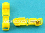 Yellow 12 - 10 Gauge Nylon T-Taps